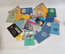 Quantity of ephemeraincluding editions of The New Popular Educator, various guides and pamplets,
