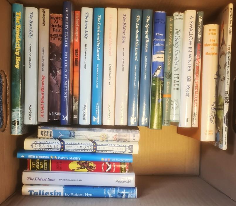 Modern and Earlier children's books - Isla Mitchell, Doreeen Tovey, Barbara Willard, Richard Church, - Image 2 of 3