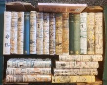 """Ransome, Arthur """"Swallows and Amazons Series"""", Jonathan Cape, reprints, 1947, etc (1 box)"""