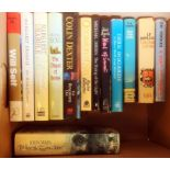 Modern first editions ,some signed - William Golding, Anthony Burgess, Joyce Cary, Nigel Williams,