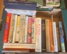 Quantity of children's booksto include Edward M Crystie, C B Rutley, Agnes Furlong, Christine
