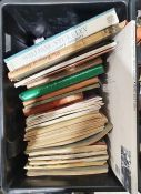 Assorted volumes to include art, history, sport, cigarette cards, fishing, militaria, etc. (4