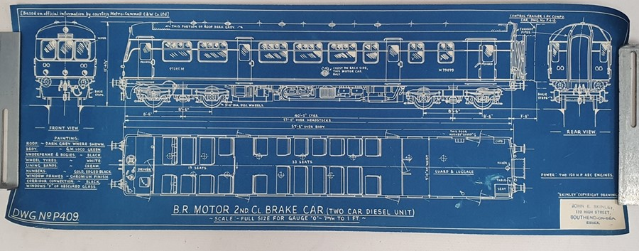 Ernest Carter 'Locomotive Body Construction' 1949, 'The Wonder Book of Railways', 8th edition and - Image 5 of 8