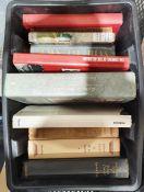 "Quantity of books to include W B Yeats, William Blake, Gustav Mahler, Architecture Moore, Arthur """