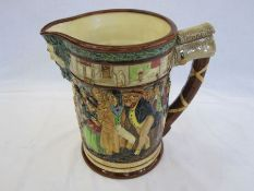Royal Doulton 'The Dickens Jug', no.662/1000 with limited edition certificate, 27cm high