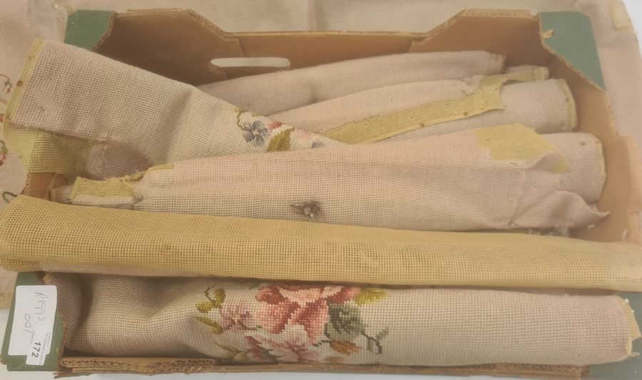 Assorted tapestry seat covers ( 1 box) - Image 2 of 2