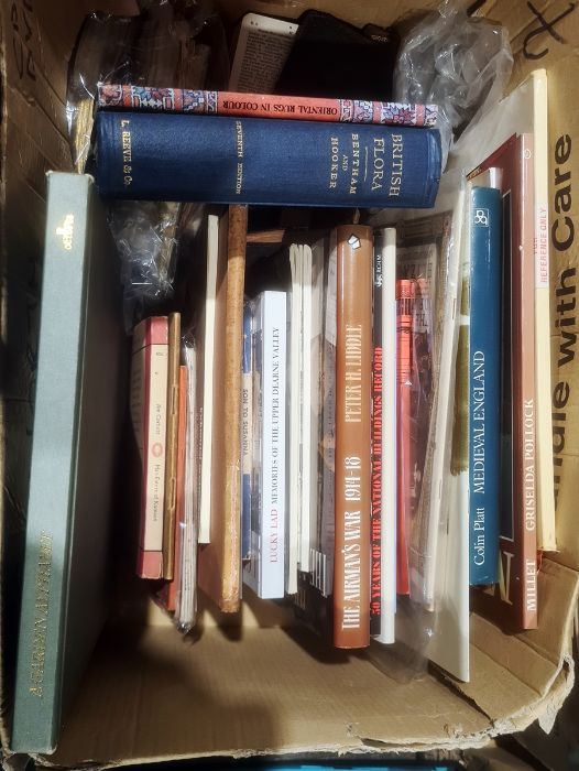 Assorted volumes to include topography, art, architecture, etc (6 boxes) - Image 8 of 8