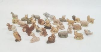 Collection of Wade Whimsies