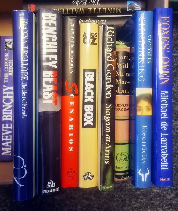 Modern First Editions -, Susan Howatch, Anthony Price, Nicholas Evans, Alistair MacLean, Peter - Image 4 of 6