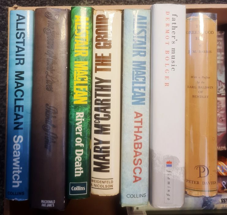 Modern First Editions -, Susan Howatch, Anthony Price, Nicholas Evans, Alistair MacLean, Peter - Image 6 of 6