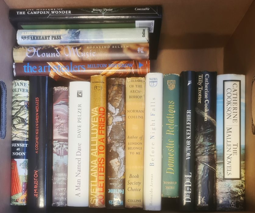 Modern First Editions -, Susan Howatch, Anthony Price, Nicholas Evans, Alistair MacLean, Peter - Image 5 of 6