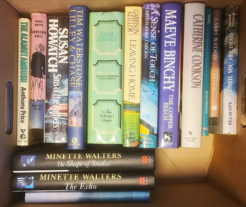 Modern First Editions -, Susan Howatch, Anthony Price, Nicholas Evans, Alistair MacLean, Peter - Image 3 of 6