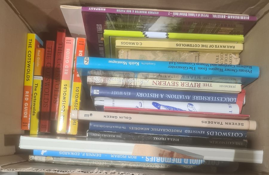 Assorted volumes to include topography, art, architecture, etc (6 boxes) - Image 6 of 8