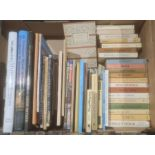 Dennis Wheatley, Heron Books, red decorated cloth, 13 volumes, various Observer booksto include