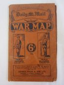 Daily Mail war map, George Phillips & Sons