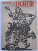 """Albrecht Durer"" 48 loose sheet metal engravings with a listing of plates,Macdonald Orbis,"