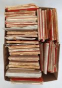 Large quantity of Ordnance Survey maps, 1950's and others (1 box)