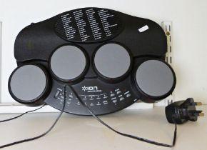 Ion drum machine