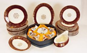 Midwinter part-dinner service together with various chinaware (1 box)