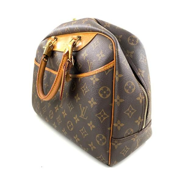 A Louis Vuitton Deauville Cosmetic Bag Monogram Canvas, featuring the LV monogram coated canvas - Image 2 of 6