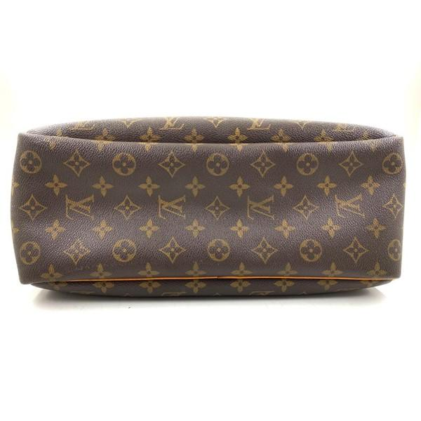 A Louis Vuitton Deauville Cosmetic Bag Monogram Canvas, featuring the LV monogram coated canvas - Image 4 of 6