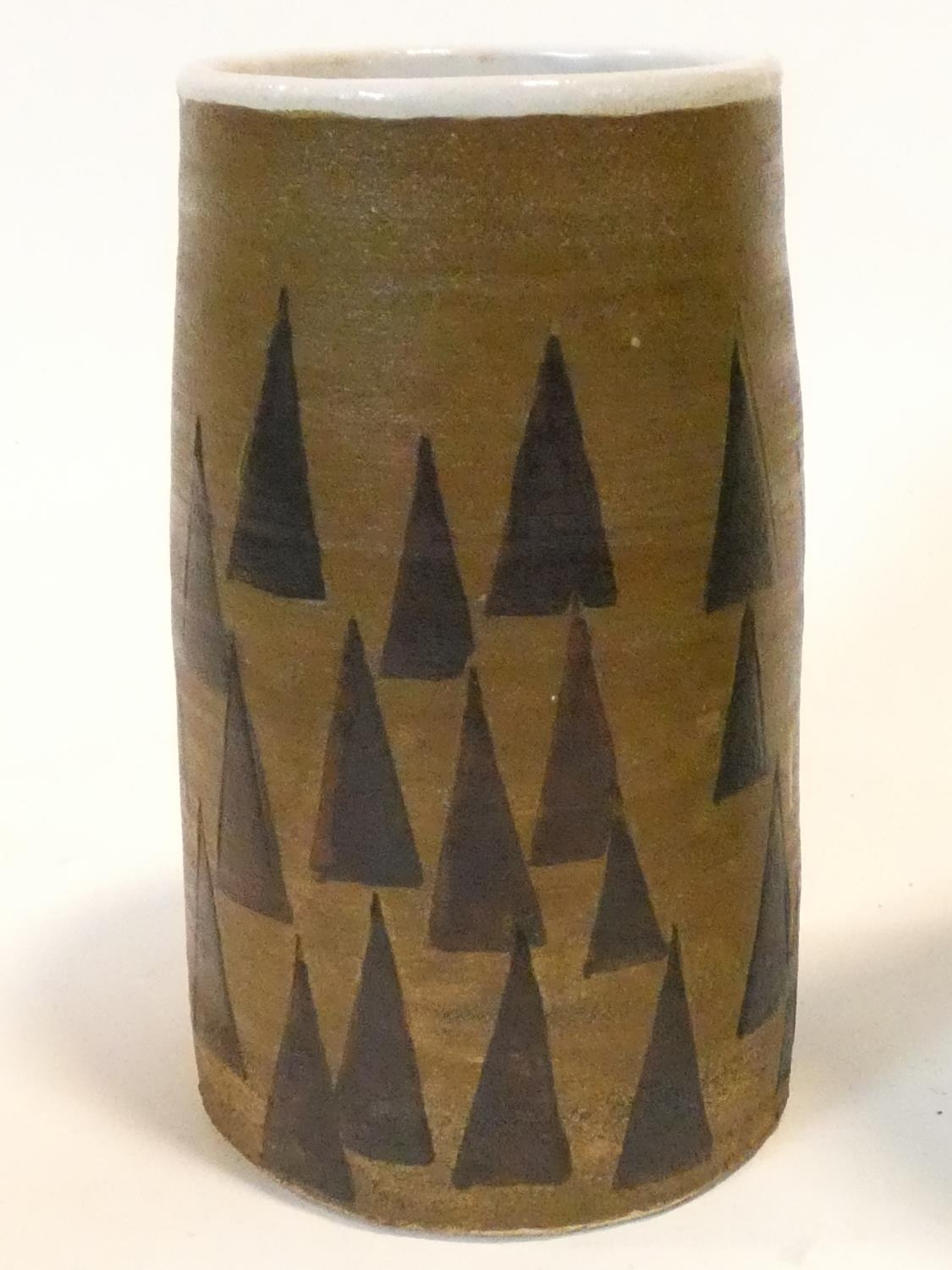 A miscellaneous collection of various Art Pottery jugs and vases. H.20cm (tallest) - Image 20 of 26
