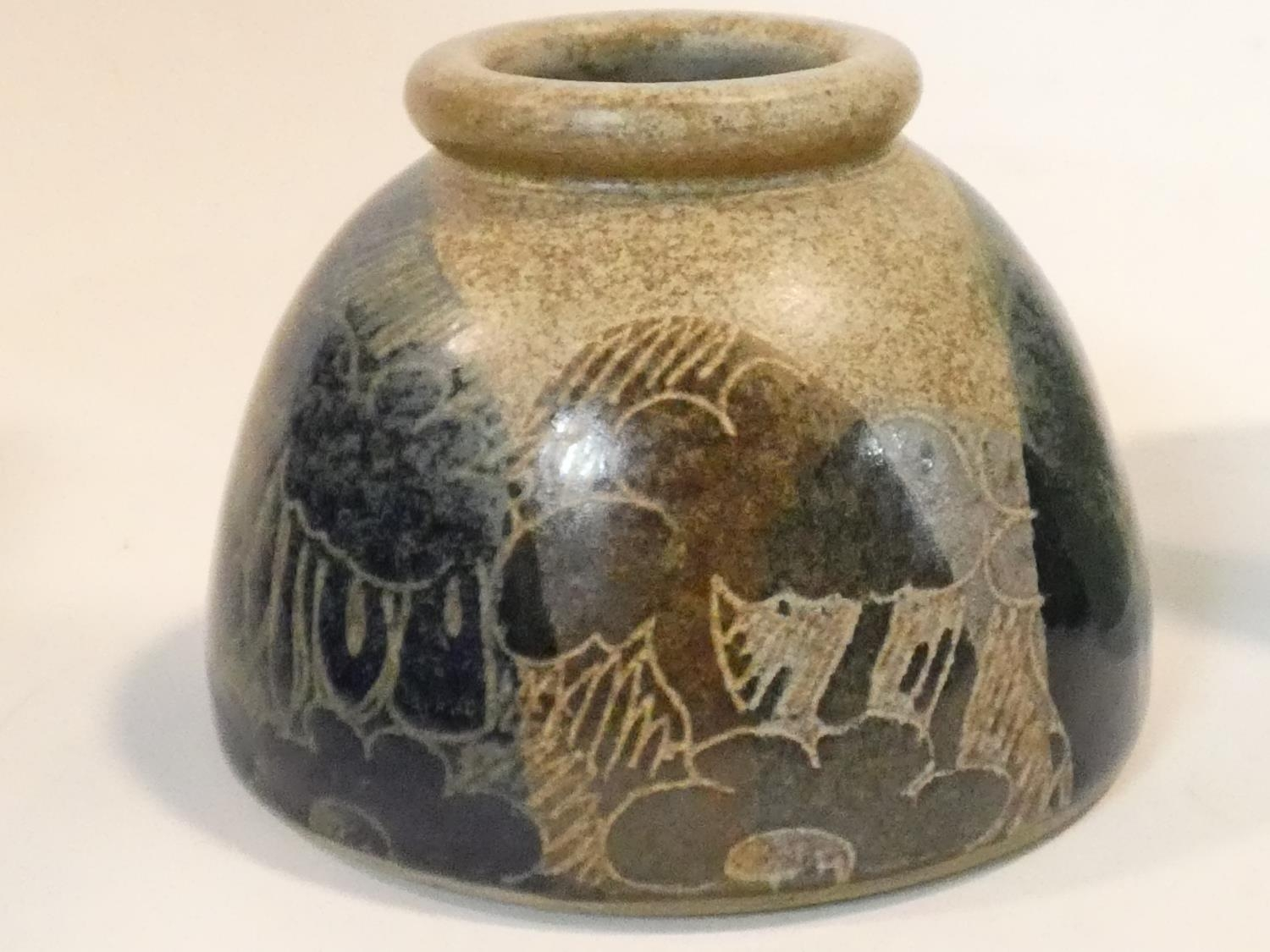 A miscellaneous collection of various Art Pottery jugs and vases. H.20cm (tallest) - Image 3 of 26