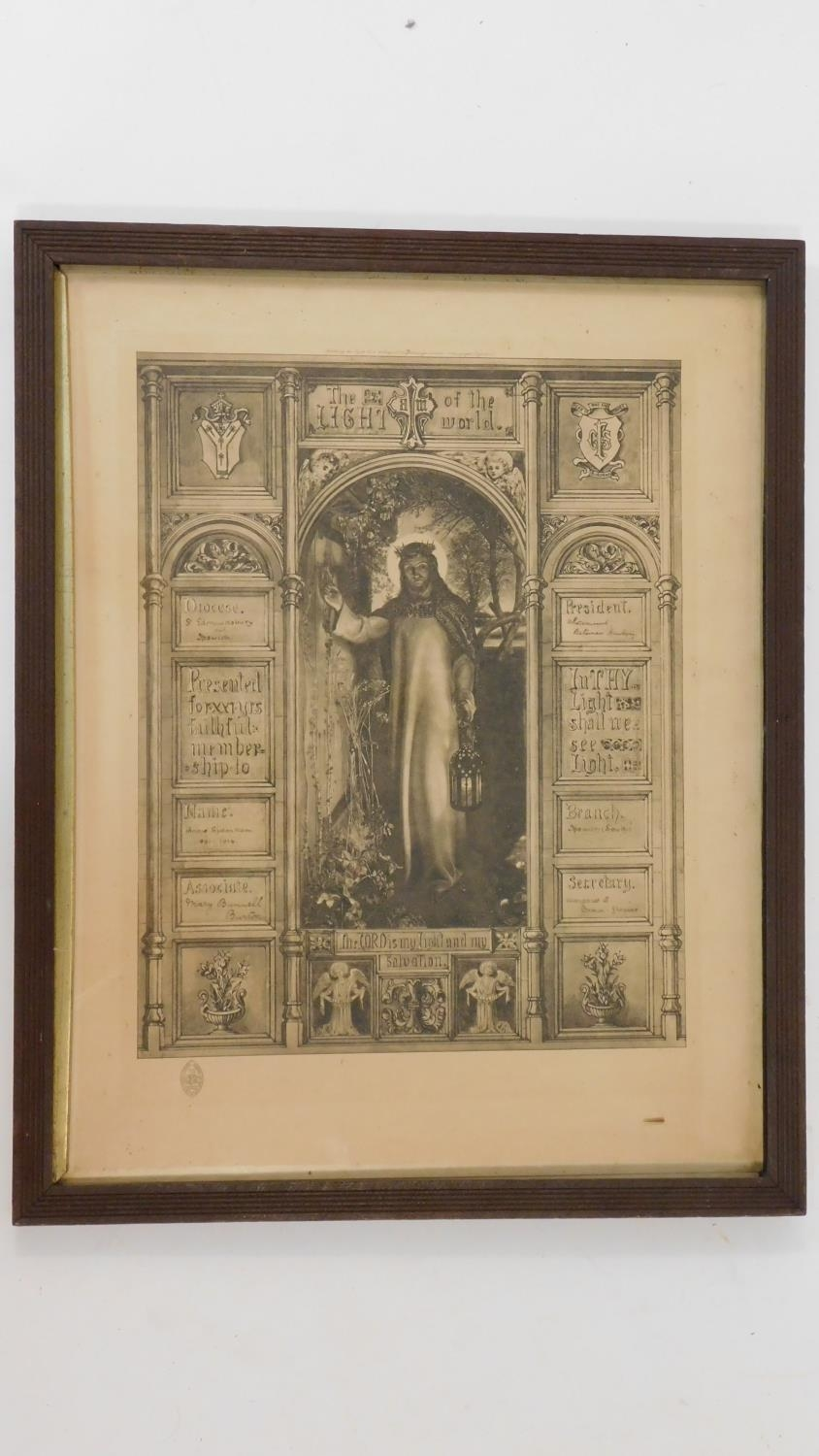 Four various framed and glazed antique prints. Three are engravings H.49 W.61cm - Image 3 of 16