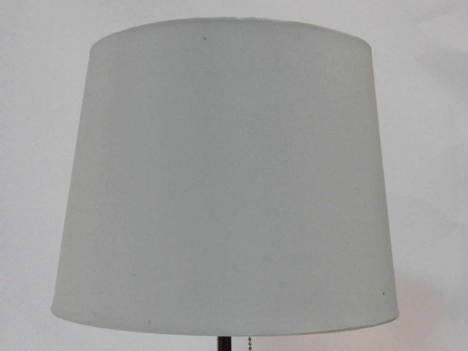 A pair of contemporary table lamps and their shades and a similar pair. H.59cm - Image 12 of 12
