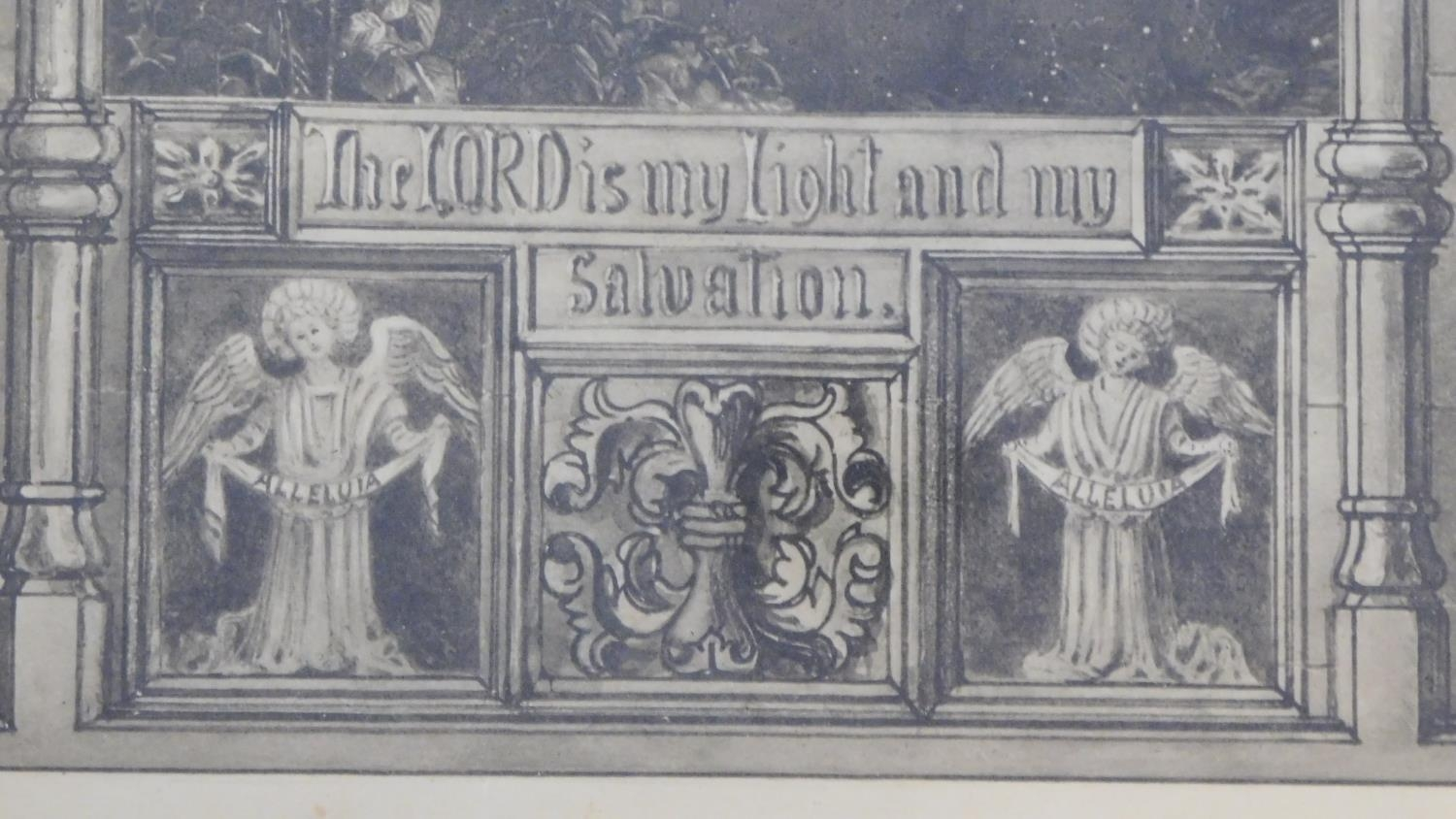 Four various framed and glazed antique prints. Three are engravings H.49 W.61cm - Image 4 of 16