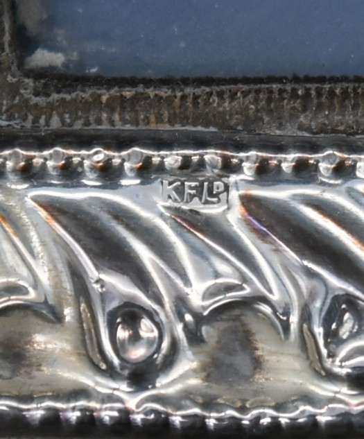 A miscellaneous collection of silver framed easel mirrors, various English hallmarks. H.20cm W. - Image 7 of 13