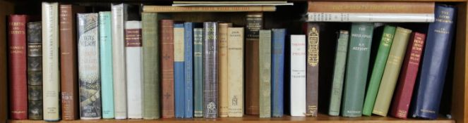 A collection of thirty one antique and vintage books. Inlcuding 1st edition Debits and Credits by