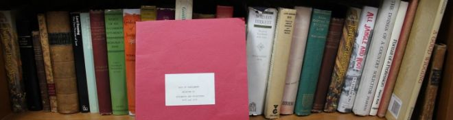 A collection of twenty nine antique and vintage law books. To inlcude Letters of the Templar,