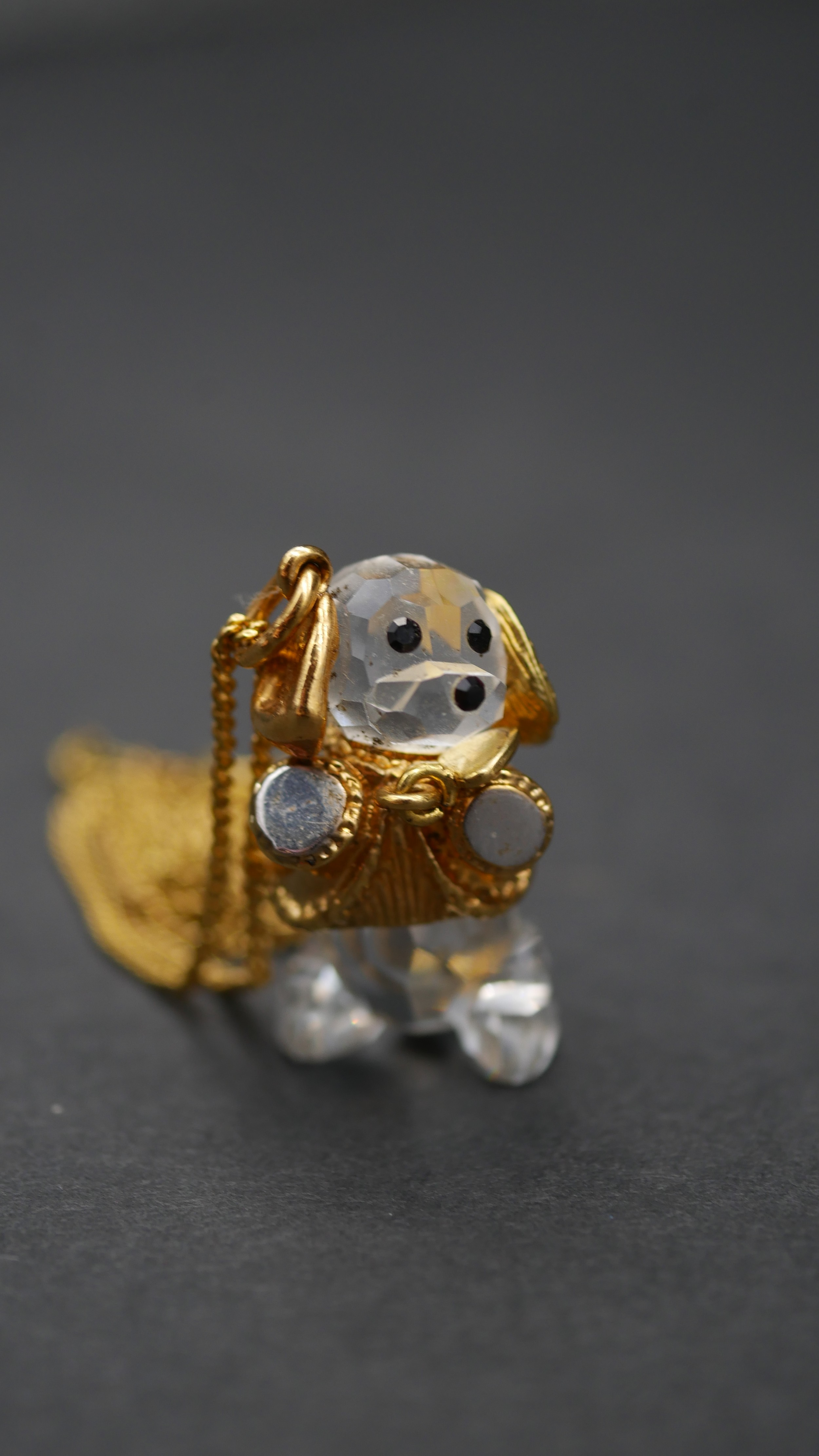 A collection of seventeen Swarovski cut crystal miniature animals to include a roaring lion, - Image 6 of 10