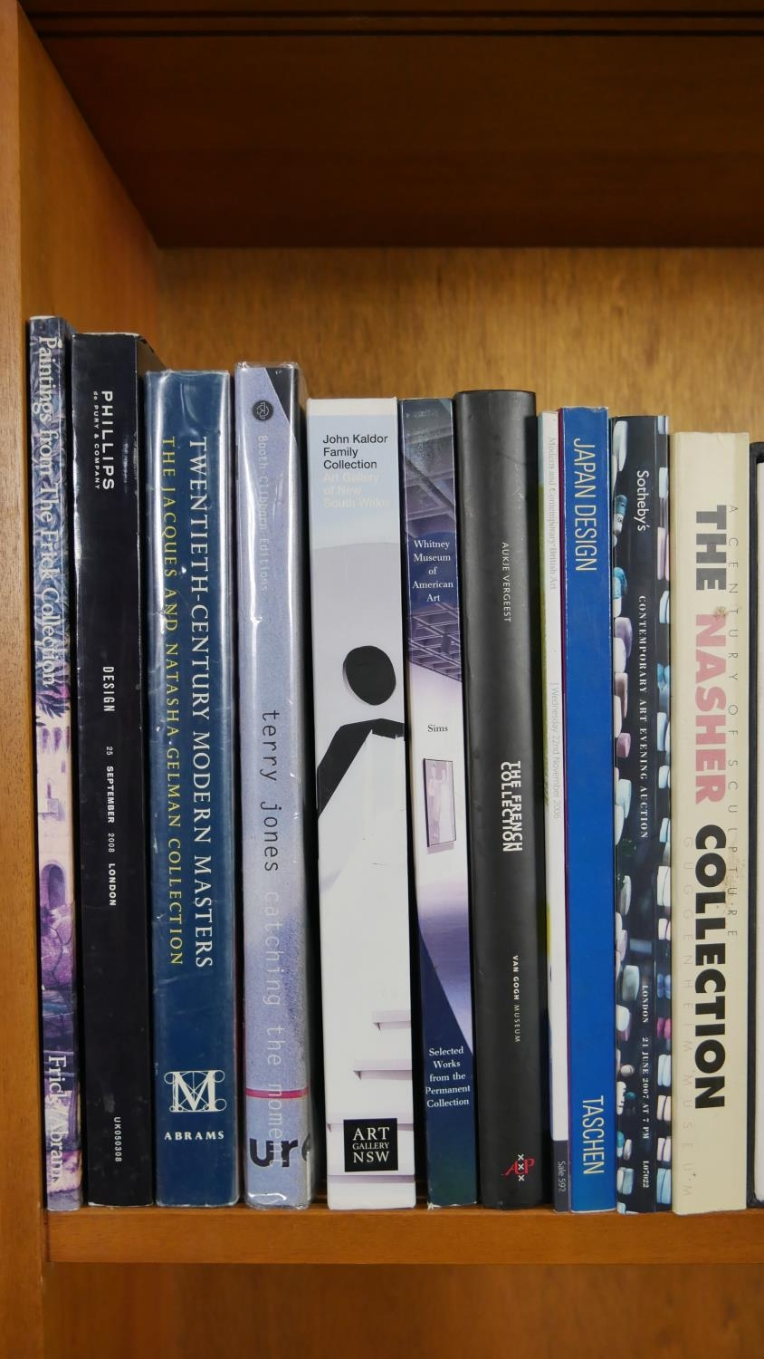 A collection of thirty five Art and Sculpture books and catalogues including: Whitney Museum of - Image 2 of 10