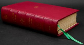 A first edition of 'Pickwick Papers' by Charles Dickens. L.25 W.15cm (Rebound)