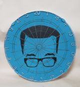 A REPRODUCTION RICHARD OSMAN 'HOUSE OF GAMES' DART BOARD