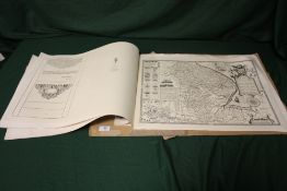A COLLECTION OF FACSIMILE MAPS BY JOHN SPEED