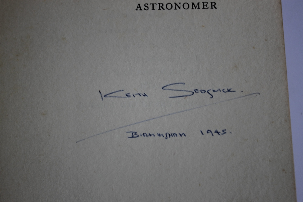 ASTRONOMY BOOKS to include Camille Flammarion - 'Dreams of an Astronomer', T. Fisher Unwin 1923, ' - Image 5 of 6