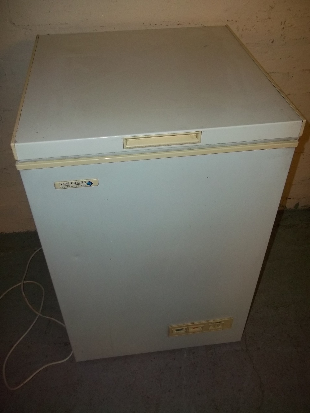 A NORFROST CHEST FREEZER