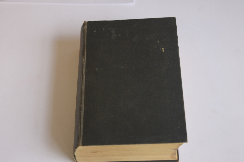 A TRAY OF VINTAGE HARDBACK NOVELS to include Edgar Wallace - 'Forty-eight Short Stories' published - Image 5 of 7