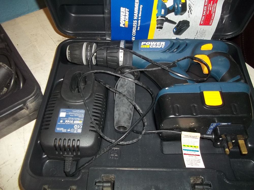 A SELECTION OF BOXED DIY POWER TOOLS INCLUDING A ROUTER AND AN INDUSTRIAL FREUD MORTICEU ETC. - Image 4 of 6