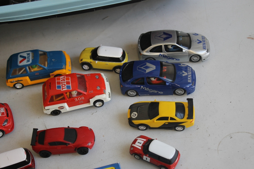 A COLLECTION OF TWENTY ONE SCALEXTRIC SLOT CARS BY HORNBY, SCALEXTRIC ETC., boxed Scalextric - Image 2 of 6