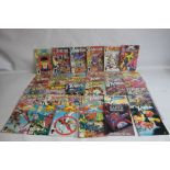 MARVEL X-MEN AND X-FACTOR COMIC BOOKS UK 1980S, to include The Uncanny X-Men 1986/87, Classic X-