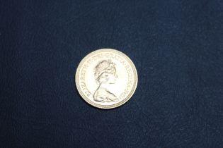 A QUEEN ELIZABETH II 1979 SOVEREIGN