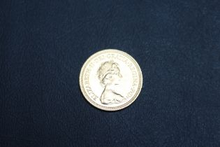 A QUEEN ELIZABETH II 1980 SOVEREIGN