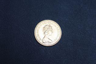 A QUEEN ELIZABETH II 1981 SOVEREIGN
