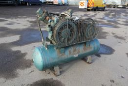 GEC / Ingersoll-Rand 3 Phase Air Compressor