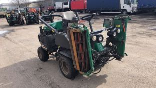 2016 Ransomes Highway 3 Ride On Mower - Direct Council