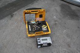 Metrohm EasyPAT Portable Appliance Tester (1 of) & GMI Gascoseeker 2-500 Gasurveyor (1 of)